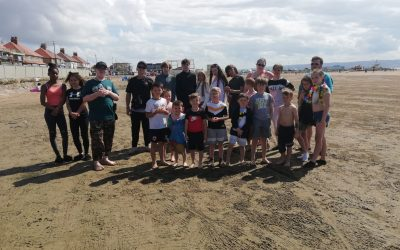 West Kirby – Beach Party 27th July 2019