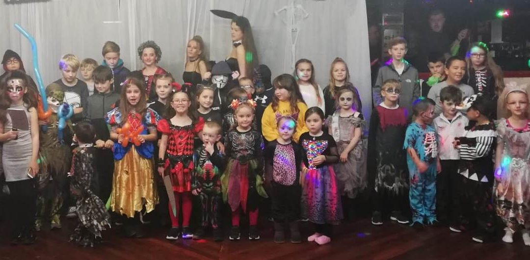 Halloween Party – 26th October 2019
