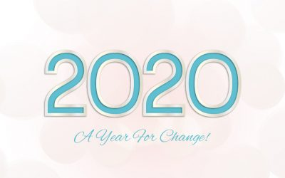2020 A year for change