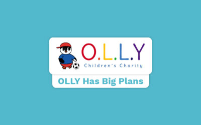 OLLY has Plans and is Looking Forward