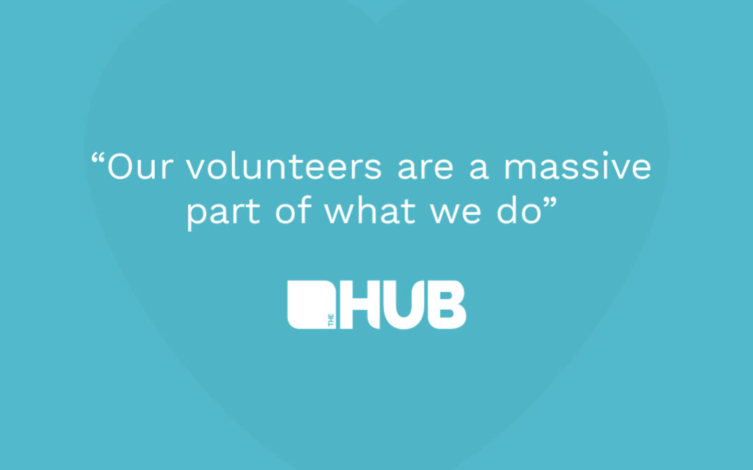 Thank you to our volunteers
