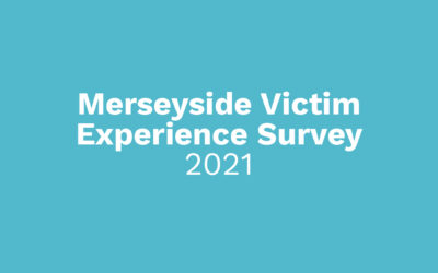 Merseyside Victim Experience Survey 2021