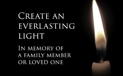 Light an EverlastingCandlefor Your Loved One