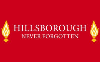 32nd Anniversary of Hillsborough