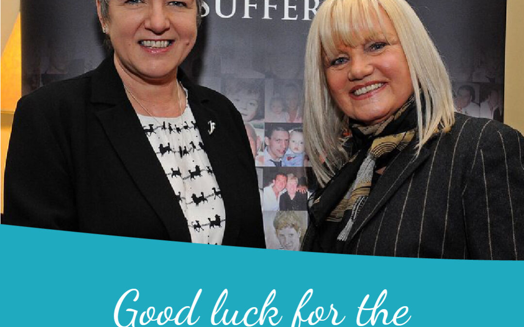 Good Luck for the future Jane