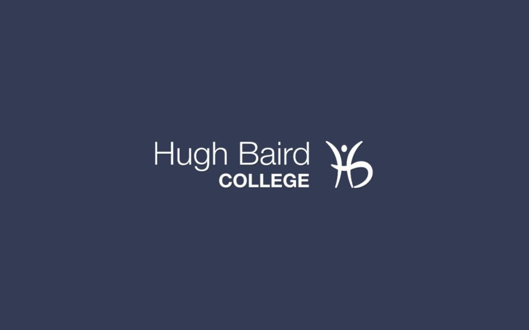 Working alongside Hugh Baird College