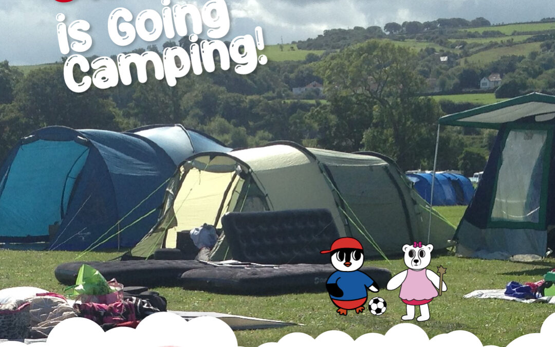 OLLY is Going Camping