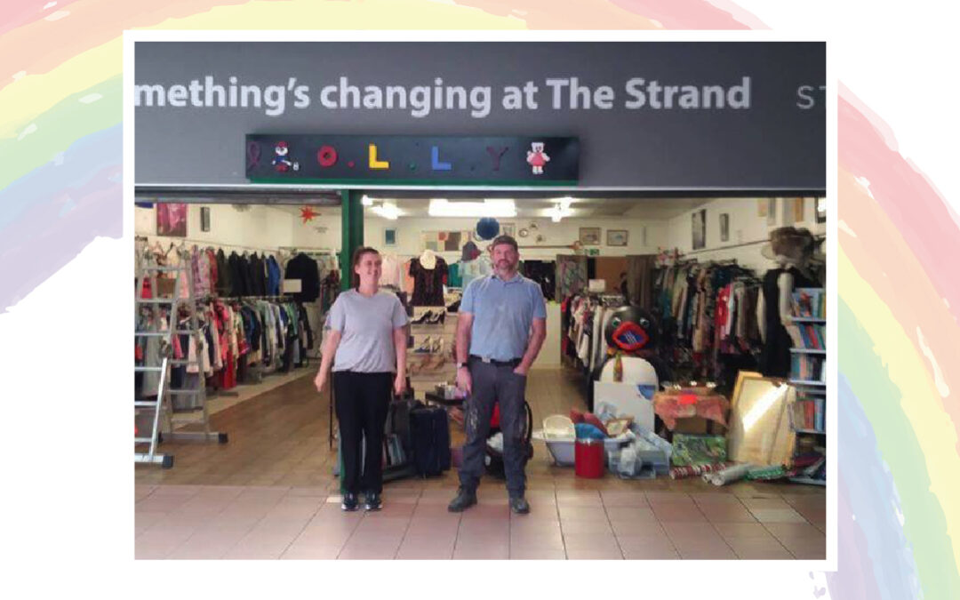Bootle Strand OLLY Charity Shop